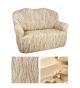 Чехол из коллекционной ткани на 2х-местный диван ARRICCANTO SANDY