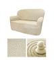 Чехол на 2х-местный диван, материал Jaquard, дизайн Arricciato Onde.