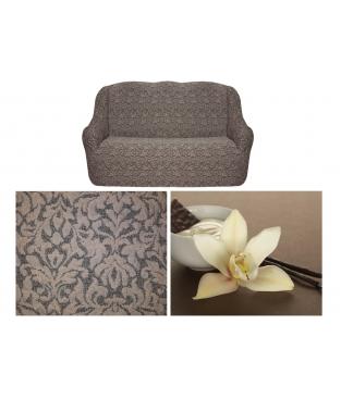 Чехол на 2х-местный диван, материал Jacquard