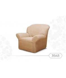 Чехол на кресло. Коллекция Милано
